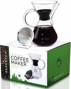 best single serve pour over coffee maker
