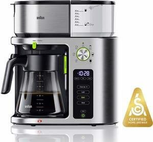 Braun MultiServe Programmable Coffee Maker