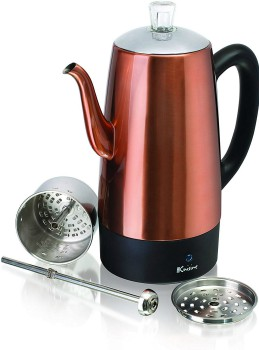 best 12 cup percolator