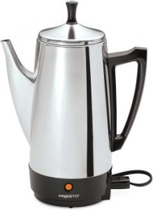 best electric percolator