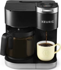 Best single serve and carafe coffee maker