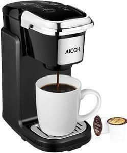 best single serve coffee maker for office