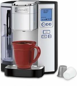 best single serve k cup coffee maker