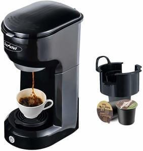 best cheap single serve coffee maker